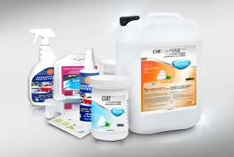 Chemie - Čištění a údržba