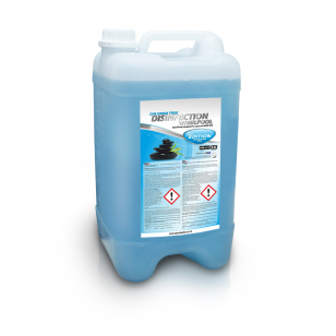 Bezchlórová dezinfekce do bazénu a vířivky - Whirlpool 10l