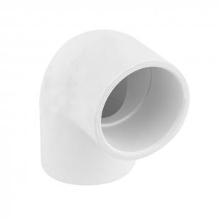 Koleno 90° k nalepení na hadici (Ø 48 mm)