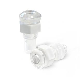 Průchodka do vířivky pro uložení LED diody – LED02