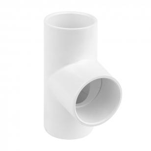 T – kus 90° k nalepení na hadici (Ø 48 mm)