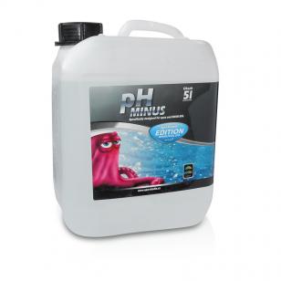 pH Mínus 5l do bazénu a vířivky - Kapalina