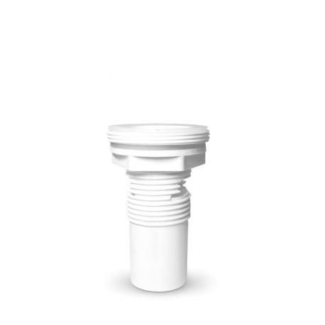 Regulátor vzduchu pro vířivku - Malý NEREZ - Přivzdušňovací - 66 mm