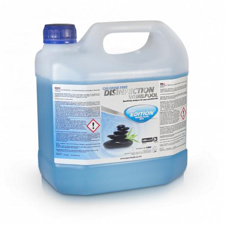 Bezchlórová dezinfekce do bazénu a vířivky - Whirlpool 3l