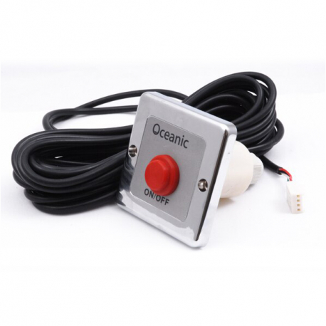 Oceanic parní generátor – Vyvíječ páry pro sauny 18kW – OC180C