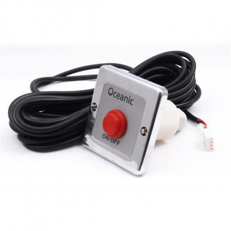 Oceanic parní generátor – Vyvíječ páry pro sauny 6kW – OC60C