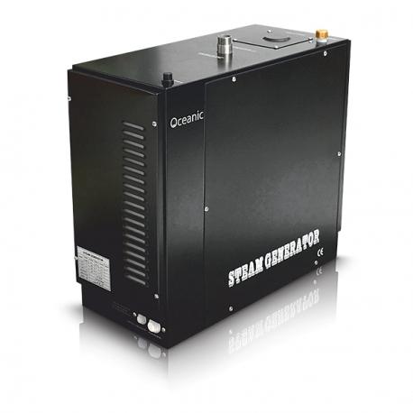 Oceanic parní generátor – Vyvíječ páry pro sauny 18kW – OC180B