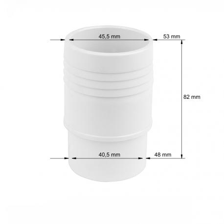 Redukce - Přechodka (53 x 48 mm)