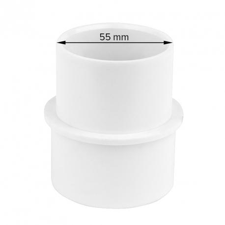 Redukce na hadici – Přechodka (60 x 55 mm)