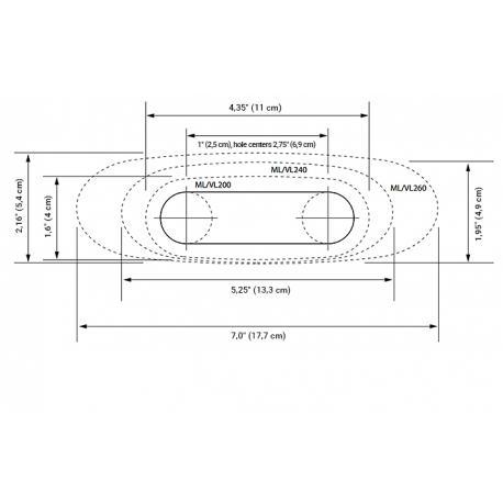 Ovládací panel pro vířivku - VL260