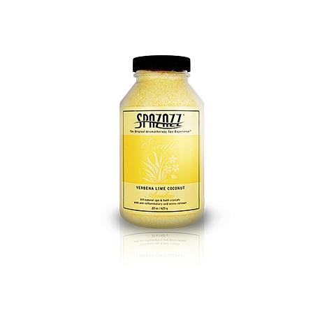 Aroma vůně pro SPA a vířivky Crystal Verbena Kokosové mléko (623g)