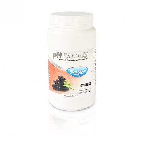 pH MINUS 1,4 Kg do bazénu a vířivky - SPA Studio EDITION