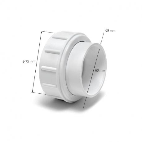 LX Vodní čerpadlo LP 2.2KW pro vířivky pro SPA – LP300 – Napojení na přírubu 60mm