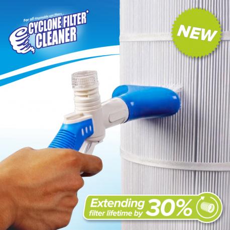 Cyclone Filter Cleaner - Čistič kartušového filtru