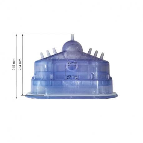 TYPHOON LINEAR SWIM NEW - Plavecká protiproudová tryska pro Swim Spa