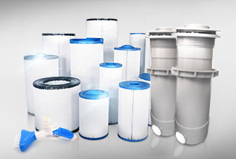 Filters, Filtration, Skimmers, Filter cleaners