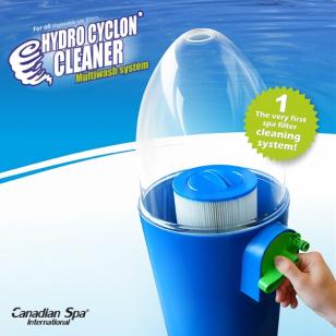 Hydro Cyclon Cleaner - Čistič kartušového filtru