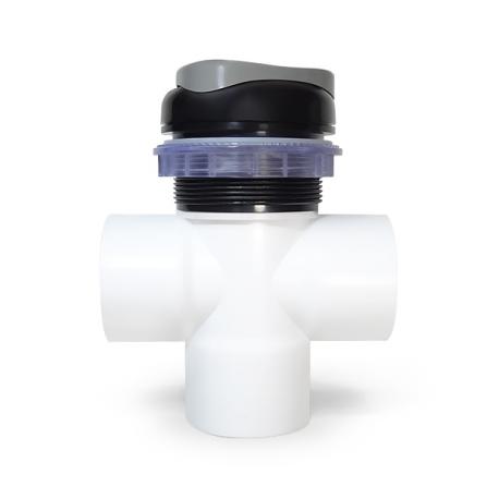 Regulátor vody pro vířivku - USA-PLATINUM - 92 mm