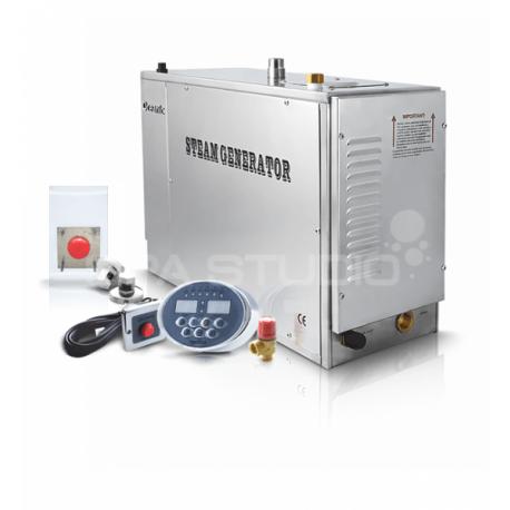 Oceanic parní generátor – Vyvíječ páry pro sauny 9kW – OC90C