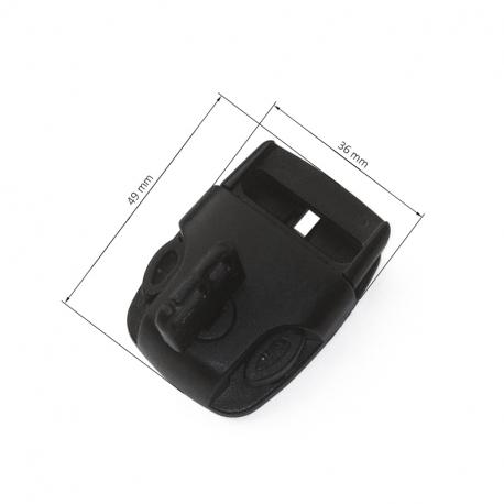 Spona na termokryt - komplet - zamykatelná