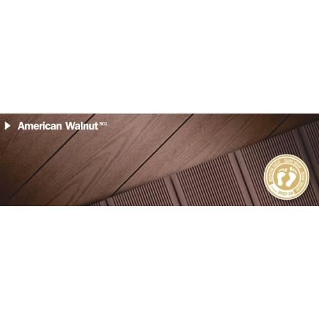 Schodiště Lacan COMPACT - MINI - S01/AMERICAN WALNUT