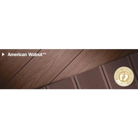Schodiště Lacan COMPACT - S01/AMERICAN WALNUT