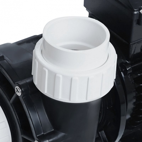 LX Vodní čerpadlo WP 3KW pro vířivky pro SPA – WP400 I – Napojení na přírubu 60mm