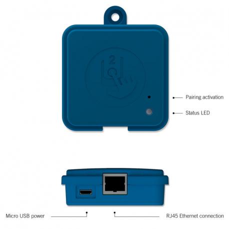 Gecko IN.TOUCH 2 Wi-Fi modul